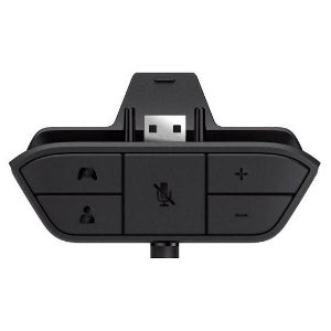Adaptador Audio Xbox One Original Microsoft - Usado