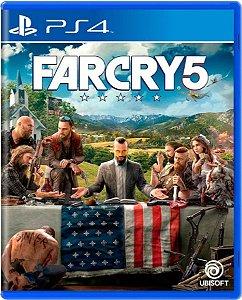 Jogo Farcry 5 - Xbox One Mídia Física Usado