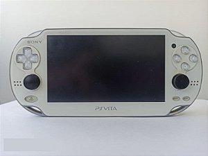 Sony PsVita Pch 1000 Branco Destravado PKGJ 64GB Usado