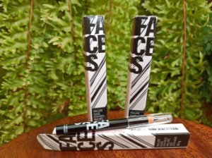 Lápis para olhos mini - preto