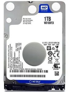 Hd Para Notebook Wd Blue 1 Tb Wd10spzx