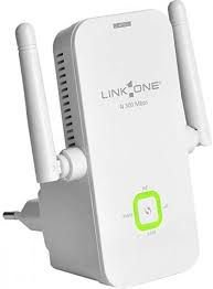 Repetidor Wireless De Tomada Link One - L1-RW312n -