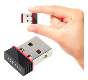 Adaptador Wireless Wifi Usb Mini Nano 802.11n