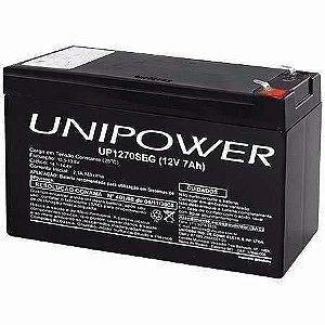 Bateria para Nobreak 12V 7A