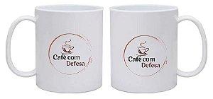 Caneca Café com Defesa