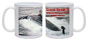 Caneca Submarino Classe Victor III