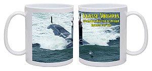 Caneca Submarino Classe Virginia