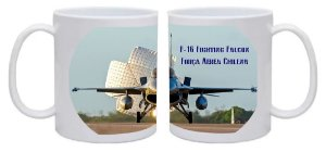 Caneca F16 Fighting Falcon