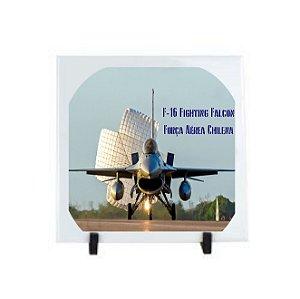 Azulejo F16 Fighting Falcon