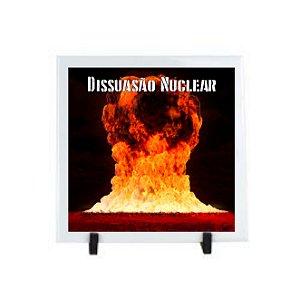 Azulejo Dissuasão Nuclear
