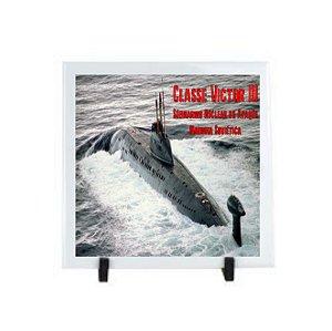 Azulejo Submarino Classe Victor III