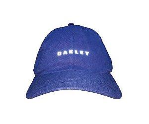 Boné Oakley Basic Azul Marinho