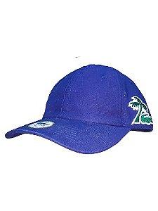 Boné Lacoste Sport Coqueiro Azul Marinho