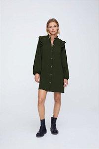 Vestido Curto Olive