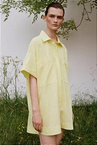 Maxi Camisa Manga Curta
