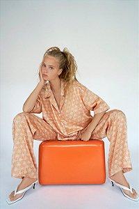 Camisa Estampada Pijama