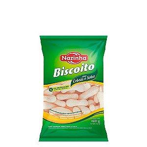 Biscoito de Polvilho Cebola e Salsa 100g