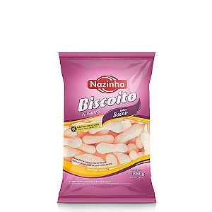 Biscoito de Polvilho sabor Bacon 100g