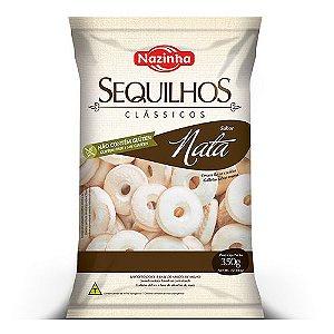 Sequilhos Clássico sabor Nata 350g
