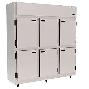 Refrigerador / Geladeira Comercial 6 Portas KOFISA KMCP129