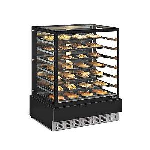 Vitrine Estufa Conveniência Gourmet 1,00m GELOPAR MGEE-100