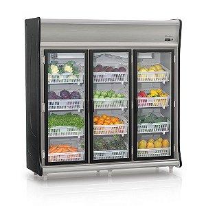 Refrigerador Vertical Hortifrutícola GELOPAR GEHF-3P