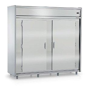 Mini Câmara Refrigerada Açougue 2.544 Litros GELOPAR GMCR-2600