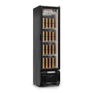 Refrigerador de Bebidas Cervejeira 228L GELOPAR GCB-23 EV PR