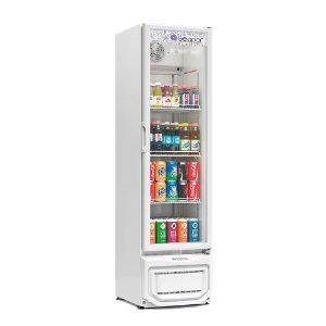Refrigerador Vertical de Bebidas 228L GELOPAR GPTU-40 BR