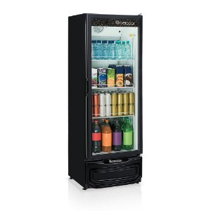 Refrigerador Vertical de Bebidas 410L GELOPAR GPTU-40 PR