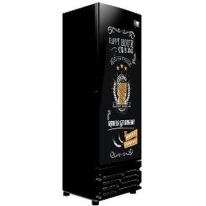 Refrigerador / Cervejeira  522L Porta Sólida IMBERA CCV355 HAPPY HOUR