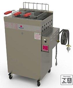 Fritadeira a Gás Água e Óleo 18 Litros PROGÁS PR-2000 BPAT