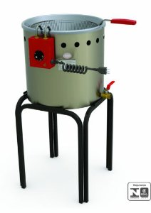Fritadeira Elétrica Água e Óleo 12 Litros PROGÁS PR-90 E