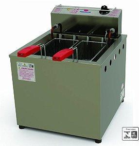 Fritadeira Água e Óleo de Mesa 18L PROGÁS PR-100 E