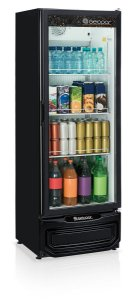 Refrigerador Vertical Visa cooler 410L GELOPAR GPTU-40