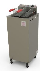 Fritadeira Elétrica Água e Óleo 24 Litros PROGÁS PR-300 E