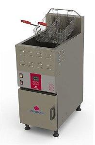 Fritador Elétrico água e óleo 45L PROGÁS PRF-45 E