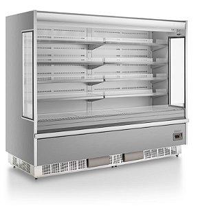Refrigerador Vertical Aberto Bebidas, Frios e Laticínios ou Hortifruti GELOPAR GSTO-2400
