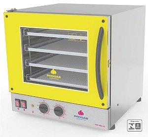 Forno Turbo Elétrico Fest Oven Multiuso Amarelo PROGÁS PRP-004 G2