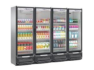 Refrigerador Vertical Conveniência 1979L GELOPAR GCVR-1950