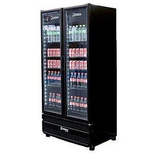 Refrigerador Vertical 2 Portas 580 Litros IMBERA G326 STYLUS BLACK