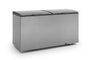 Freezer Conservador Horizontal  2 Tampas 532 Litros GELOPAR GHBS-510 TI