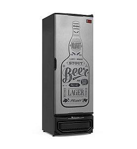 Refrigerador de Bebidas Cervejeira 410L GELOPAR GRBA-400 GW