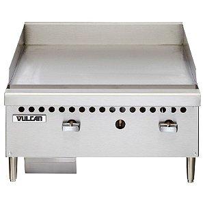 Chapa Bifeteira a Gás VULCAN VCRG24