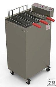 Fritadeira Elétrica 26L 5000w Água e Óleo PROGÁS PR-2000 EL