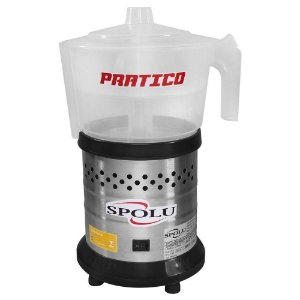 Extrator de Suco Industrial SPOLU Prático SPL-097/098