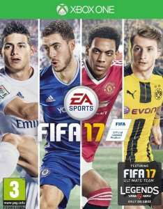 FIFA 17 - Xbox One - Mídia Digital