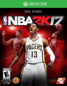 NBA 2K17 - Xbox One - Mídia Digital