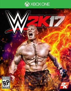 WWE 2K17 - Xbox One - Mídia Digital