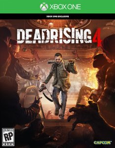 Dead Rising 4 - Xbox One - Mídia Digital